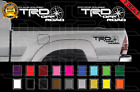 Trd Off Road Compass Decals Toyota Tacoma Racing Vinyl Stickers X2 06-11