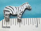 ZEBRA  hat pin  lapel pin  tie tac  hatpin GIFT BOXED
