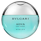 BVLGARI AQVA POUR HOMME MARINE FOR MEN-EDT-SPRAY-3.4 OZ-100 ML-TESTER-ITALY