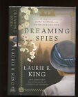 King Laurie Dreaming Spies HB DJ 1st 1st