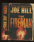 Hill Joe The Fireman  Signed  HB DJ 1st 1st