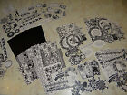 ANNA GRIFFIN CHRISTMAS TONER EPHEMERA SET TAGS BORDERS DIE CUTS FRAMES