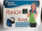NEW Weight Watchers Punch DVD 2012 With Weighted Gloves and Exercise Tracker