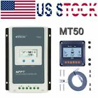 EPEVER 20 30 40A MPPT Solar Panel Charge Controller Wifi Serial Server Or MT50