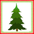 Sizzix Christmas Tree 2 large die 654987 Retail 1599 Cuts Fabric Retired