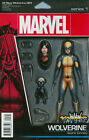 Marvel All New Wolverine Comic #1 2016 X-23 Christoper Action Figure Variant NM
