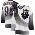 WAYNE GRETZKY Los ANGELES Kings '95 AUTHENTIC Mitchell & Ness BURGER KING Jersey