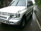 Mitsubishi pajero shogun lwb auto 35 petrol 7 seater top spec leather