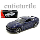 Maisto 2015 Ford Mustang GT 50 118 Diecast Exclusive Edition 38133 Blue