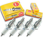 4pcs 01-05 KYMCO ZX 50 NGK Standard Spark Plugs 49cc 2ci Kit Set Engine nx