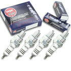4pcs 04-05 TGB LASER 150 NGK Iridium IX Spark Plugs 151 Kit Set Engine rw