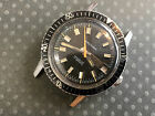 Vintage Waltham Diver Wristwatch Watch Men's Great Condition S. stainless steel