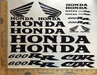 HONDA CBR 600RR 600 RR 18 COLORS AVAILABLE DECAL KIT SET HIGH QUALITY STICKERS