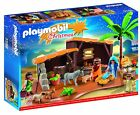 PLAYMOBIL Nativity Stable with Manger Play Set Standard Packaging