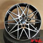 18 Competition Wheels Black Fits Newer BMW 328 435 528 530 535 series