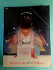 JCPENNEY DEPARTMENT STORE VTG CATALOG 695 PAGES HOLIDAY 2000 WISH BOOK