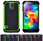 High quality NEW SHOCK PROOF  CASE COVER FOR SAMSUNG GALAXY S4, S5     (UK)