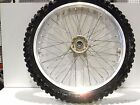 Suzuki RM125  RM250  Factory Front wheel straight 1989-2006 without tire