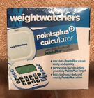 Weight Watchers Points Plus Calculator Daily Weekly Points Plus Tracker Counter