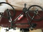 bicycle Motobecane Men's medium frame black disc brakes Hybrid ridden twice
