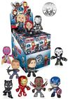 FUNKO MYSTERY MINIS: CAPTAIN AMERICA CIVIL WAR SEALED CASE OF 12 BLIND BOXES