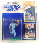 1990 Starting Lineup Bo Jackson MLB Baseball Action Figure with Card
