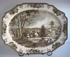 Johnson Brothers THE FRIENDLY VILLAGE Platter Made in England 20