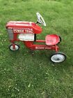 Vintage AMF Pedal Tractor Car Power Trac Chain Drive B 502