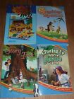 ABEKA grade 2 READERS set of 4 In VERY GOOD condition Homeschool 2nd grade