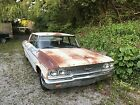 1963 American Import Ford Galaxie 500 Original Paint Patina Hot Rod V8 Auto