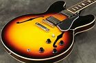 �yOutlet�z Gibson Mamphis / ES-335 Figured 2016 Slim Neck SB Gibson electric gui
