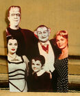 The Munsters Cast TV Show Figure Tabletop Display Standee 10 1 2