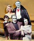 The Munsters Cast TV Show Figure Tabletop Display Standee 10