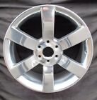 20 NEW CHEVROLET TRAILBLAZER SS GMC ENVOY FACTORY SPEC POLISHED WHEEL RIM 5254