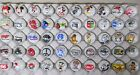 50 Advertising & Cartoon Logo 1 Inch Marbles Great For Collecting / Resale lot F