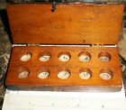 Hamilton Antique Pocket Watch Small Parts Ledger - Purchased From Actual Factory