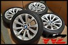 2006 2012 17 BMW 3 Series E90 325i 328i Wheels w Tires OEM 6783631 71317
