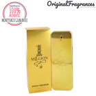 1 Million Cologne 3.4 / 6.7 / 1.7 oz By PACO RABANNE FOR MEN EDT SPRAY NEW NIB