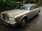ROLLS ROYCE SILVER SPUR 2  spirit  LWB recent mot drive well with history