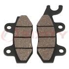 Front Organic Brake Pads 2006-2008 UM United Motors DSF 200 Set Full Kit  pr