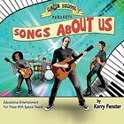 Songs About Us Kerry Fenster CD Used Very Good