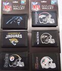 NFL Printed Tri Fold Nylon Wallet RICO Select Team Below
