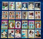 1970-95 SETS Topps Stadium Fleer Donruss UD Factory Collated[collected] commons