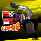 06-08 Lincoln Mark LT 5.4L V8 Polish Cold Air Intake + K&N Air Filter