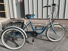 Mission Trilogy 24 Wheel Adult Trike Tricycle