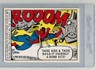 1966 Donruss Marvel Super Heroes Trading Cards 11
