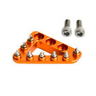 Brake Pedal Tips Plate Fit KTM 450SXS 525MXC Racing 525SX Supermoto 540SXS 2004