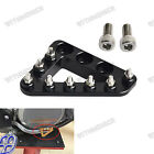 Rear Brake Pedal Foot Rest Step Plate For Husqvarna FE 250 FE 350S FE 450 FE501