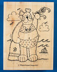 Teddy Bear on the Beach Rubber Stamp by Whipper Snapper Bikini Sunglasses Baby