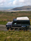Land Rover Defender 110 25 TD5 County Station Wagon NEW PRICE